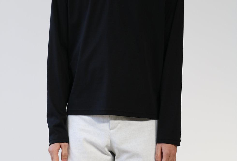 Nobuyuki Matsui L-Tshirts BLACK