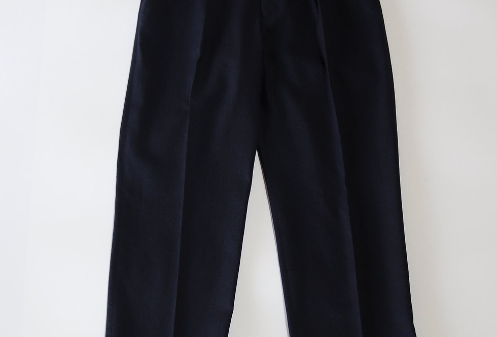 tilt The authentics Semi Wide 6 Pocket Trousers Dark Navy