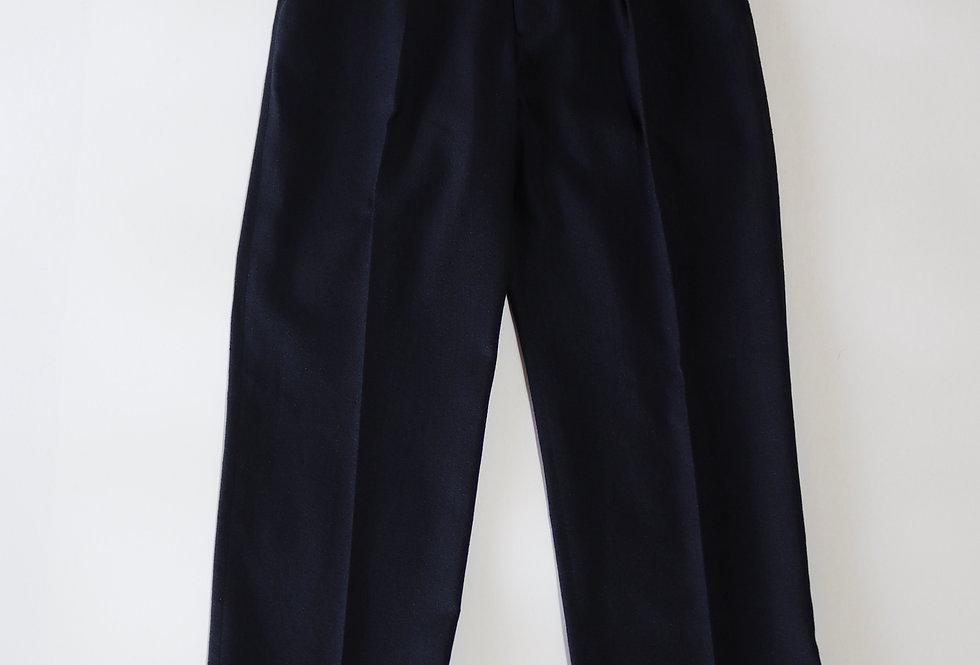 tilt The authentics Semi Wide 6 Pocket Trousers Dark Navy