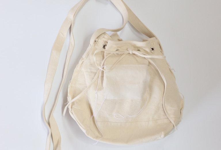 Midorikawa REVERSIBLE BAG S NATURAL
