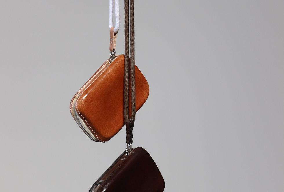 CECCHI DE ROSSI armor mini wallet on key case