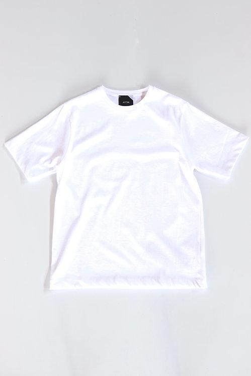 ATON FRESCA PLATE CREWNECK T-SHIRT(unisex) -WHITE-