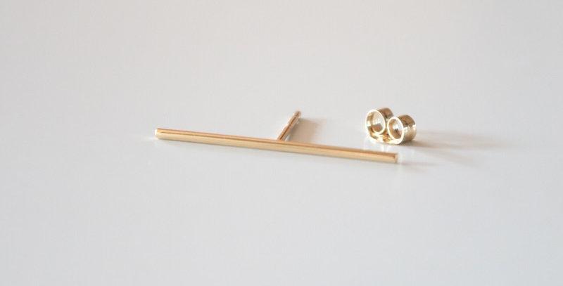 Kathleen Whitaker Stick Earring
