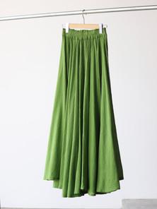半円スカート