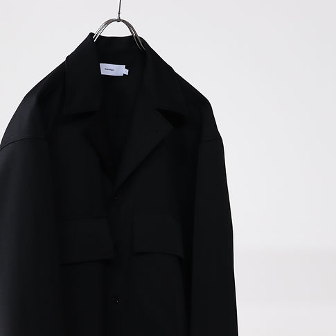 Graphpaper Salvage Wool Fatigue Jacket