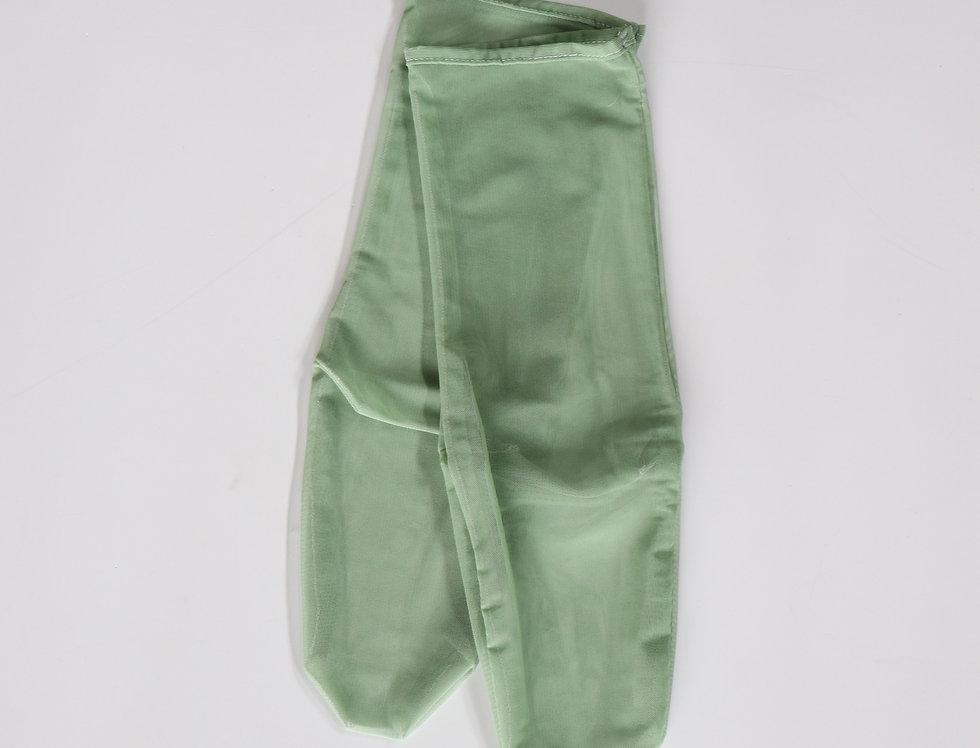 SIMONE WILD Ankle Net Socks -SEAFOAM-