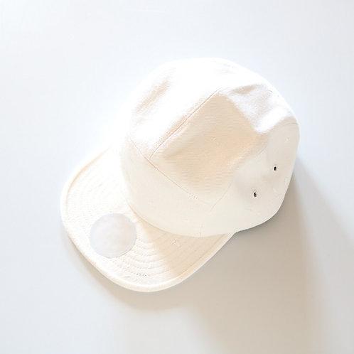 mitake×CASANOVA & Co. ジェットキャップ -WHITE-