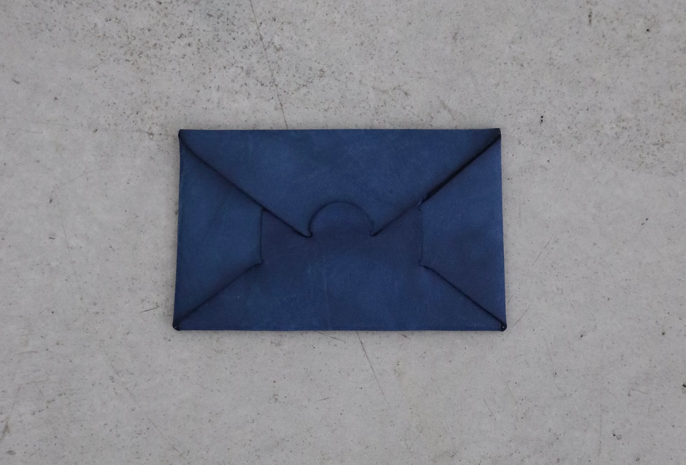 irose SEAMLESS CARD CASE INDIGO