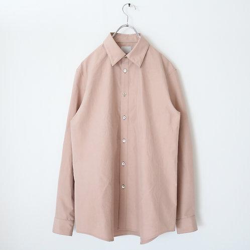 山内 for CASANOVA & Co. シルクオックスシャツ