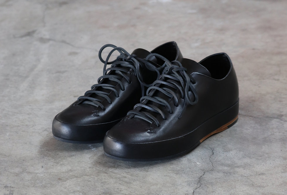 FEIT Hand Sewn Low Rubber BLACK