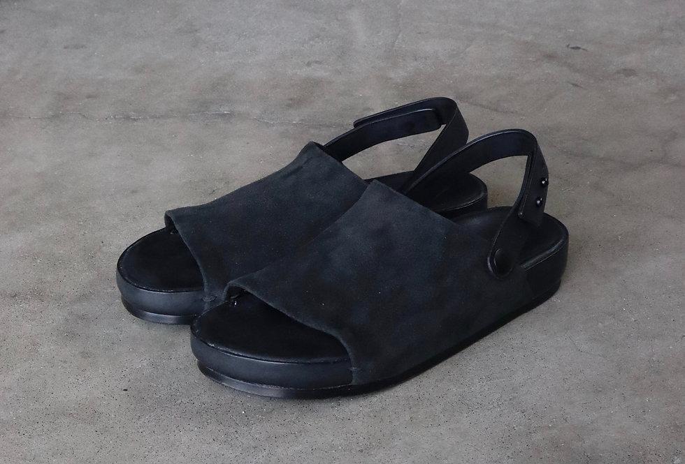 FEIT One Strap Sandal BLACK