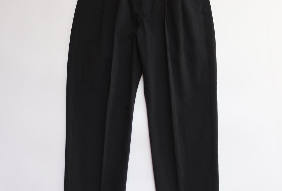 tilt The authentics 2 Tuck Comfort Pant black