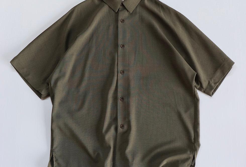 HEALTH SUMMER SHIRT #1 moss khaki
