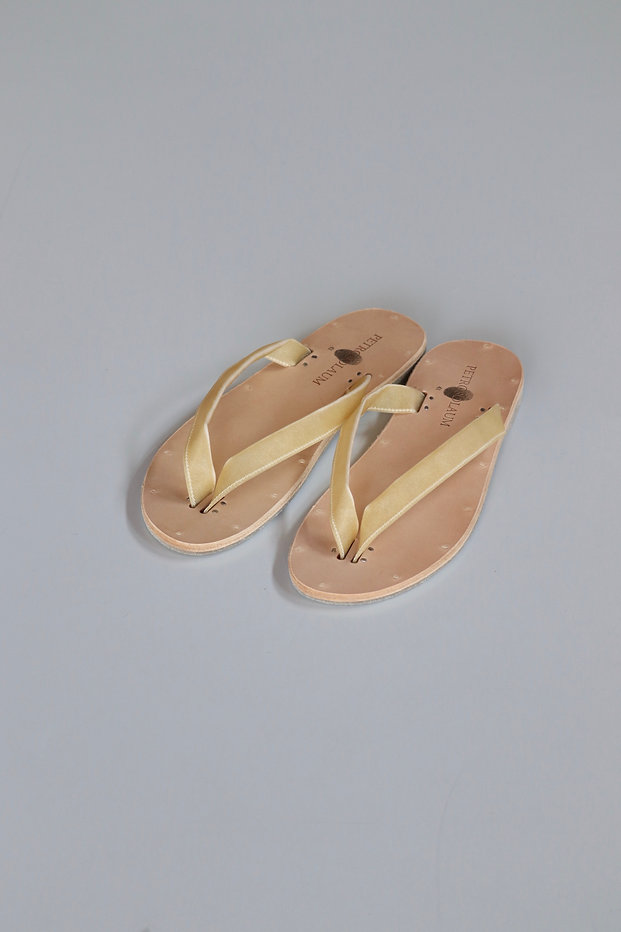 PETROSOLAUM b-sandal NATURAL