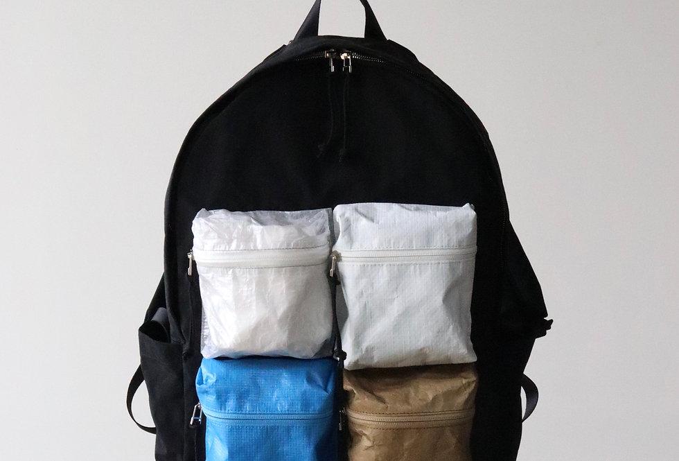 beta post Homeless backpack MULTI
