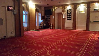 Aberdeen Mosque Crown Terrace Syed Shah Mustafa