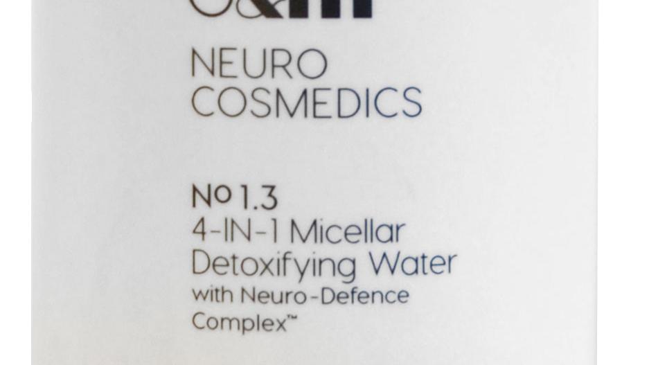 4 in 1 Micellar Detoxifying Water