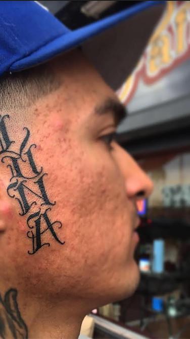lettering on face.jpg