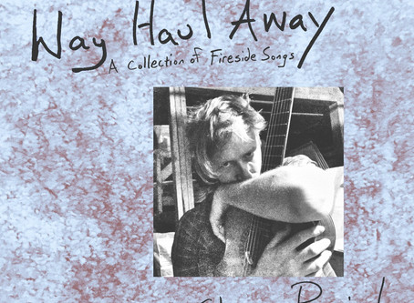 Announcing 'Way Haul Away' by Shane Parish. 'Arkansas Traveler' and pre-order available now.