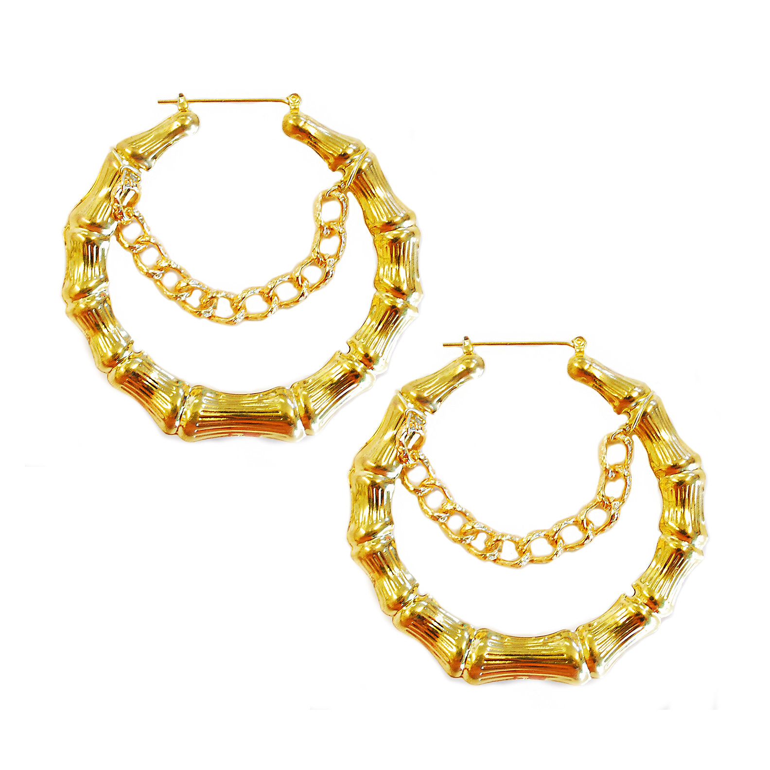 Gold Chola Earrings Temple Jewellery Online At Best Prices
