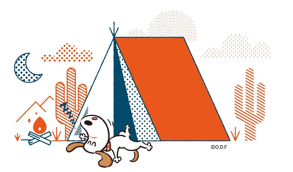 八ケ岳でのワンちゃんとの宿泊