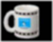 いぬPHOTOマグカップ