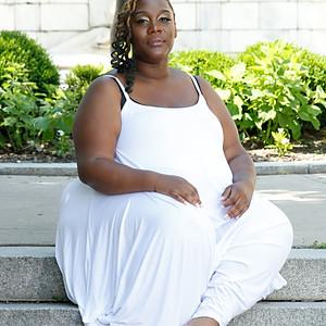 Kanisha Maternity Shoot