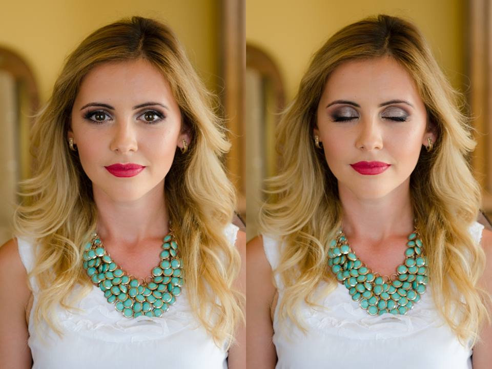 WEDDING MAKE UP FOR GUESTS