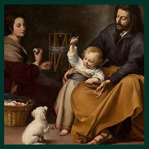 Saint Joseph, A Model of Humility and Meekness - Men's Retreat