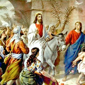 The Meaning of Palm Sunday