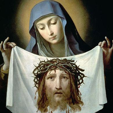 The Compassionate Love of Saint Veronica