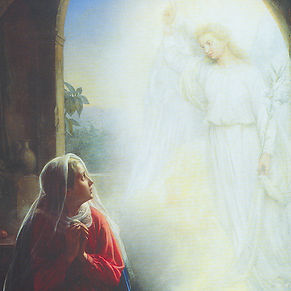 Our Ideal and Model - The Blessed Virgin Mary