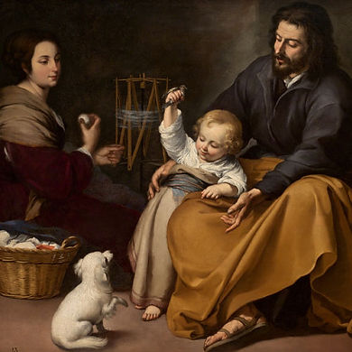 Saint Joseph, A Model of Humility and Meekness - Ladies' Retreat