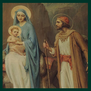 Saint Joseph, Mirror of Patience - Men's Retreat