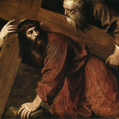 Simon of Cyrene and Carrying the Cross