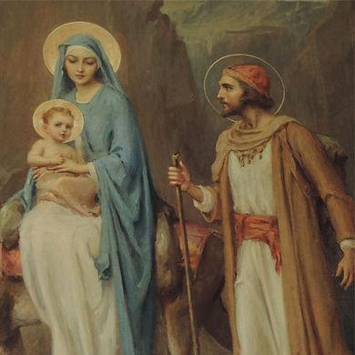 Saint Joseph, Mirror of Patience - Ladies' Retreat