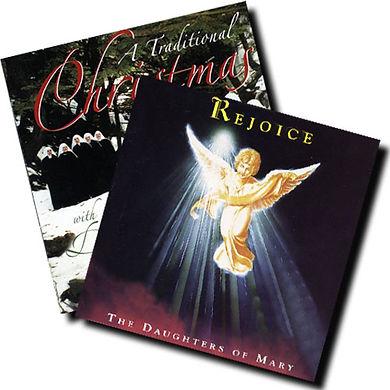 Christmas CD Package