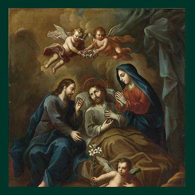 Saint Joseph, Patron of a Happy Death - Men's Retreat