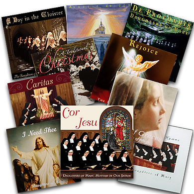 Set of All Music CD's
