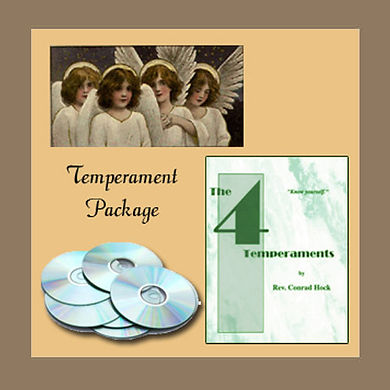 The Temperaments Package