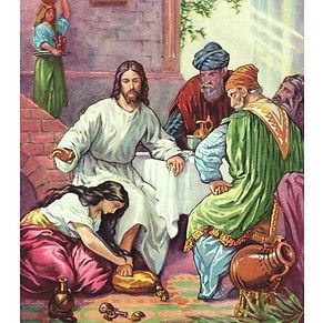 Christ's Love for the Repentant Sinner