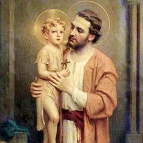 Saint Joseph, Divinely Favored