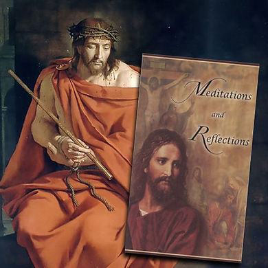 Meditations for Lent on CD with Meditations and Reflections Book