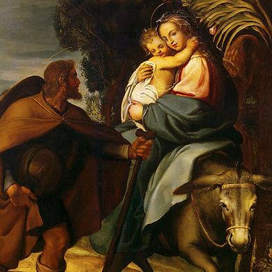 Saint Joseph, Watchful Defender of Christ - Ladies' Retreat