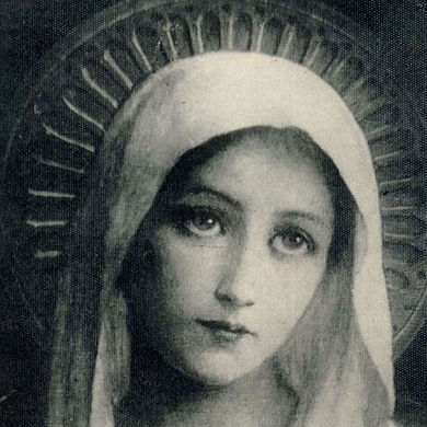 Example of the Blessed Virgin
