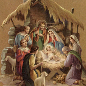 Give to Jesus in the Crib
