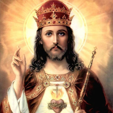 Enthronement to the Sacred Heart