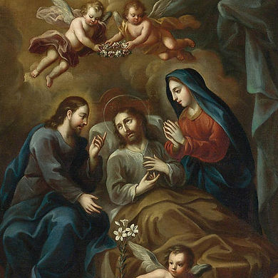 Saint Joseph, Patron of a Happy Death - Ladies' Retreat