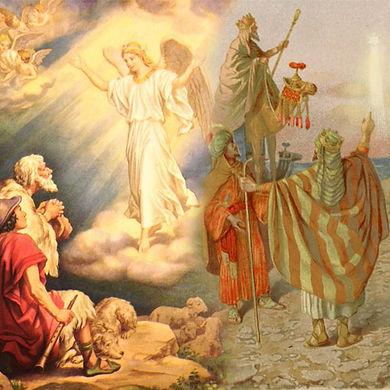 Kings and Shepherds - Prayer and Generosity