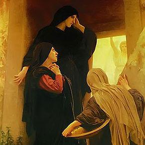 Follow the Holy Women